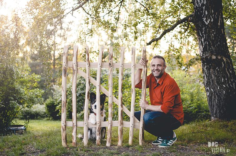 Creatieve hondenfotografie, hondenfotografie workshops in Zweden, www.DOGvision.be