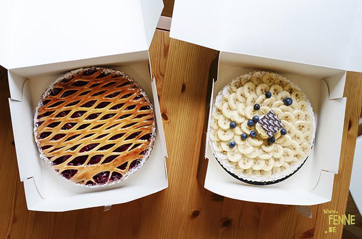 Verjaardagstaart uit Belgie! Feest! | www.DOGvision.be