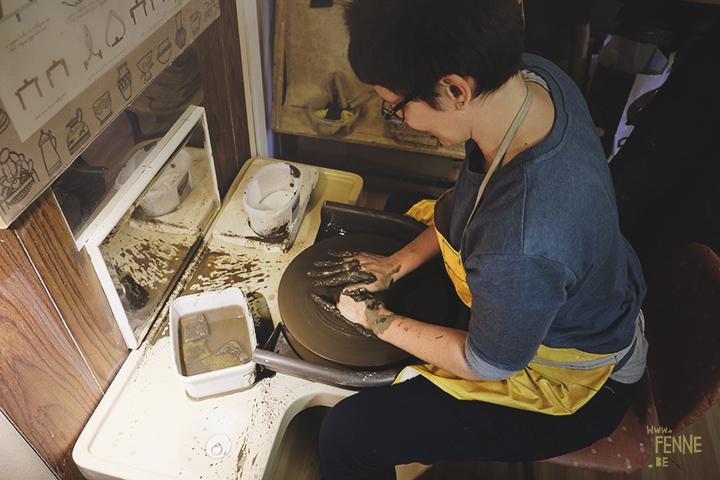 Cadeau: workshop keramiek | www.DOGvision.be