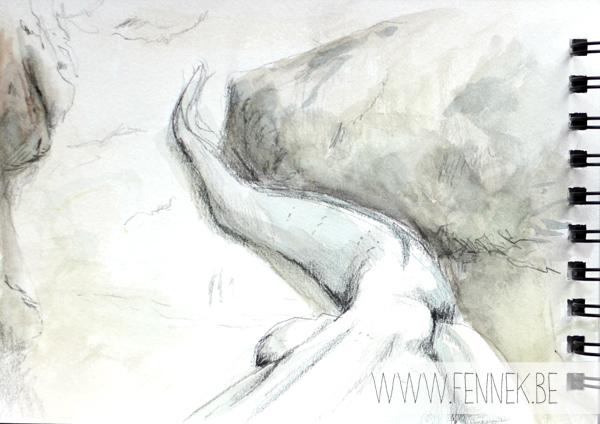 Watercolor | www.Fennek.be