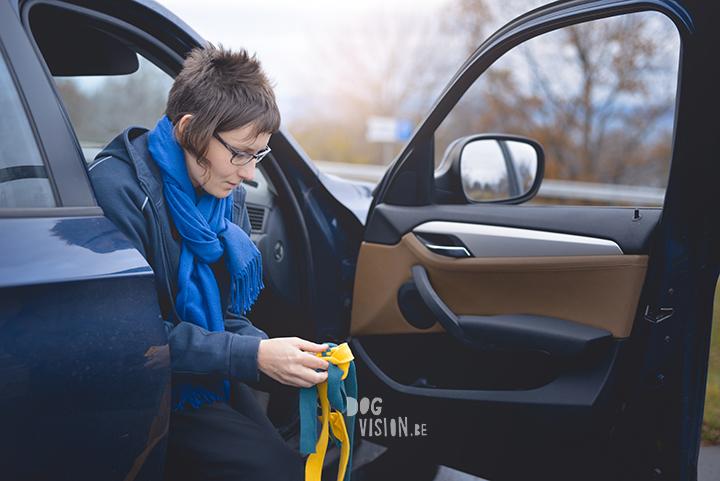 Creatief onderweg: hondenspeeltjes in fleece | www.DOGvision.be