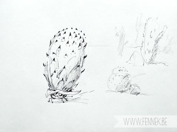 unusual cactus| www.Fennek.be